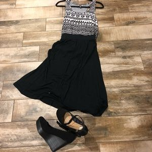 Divided by H&M Aztec Top